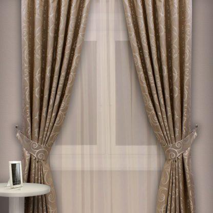 Купить Комплект штор Розан: гардина
