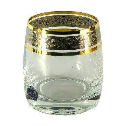 Купить Набор стаканов д/виски Идеал панто платина