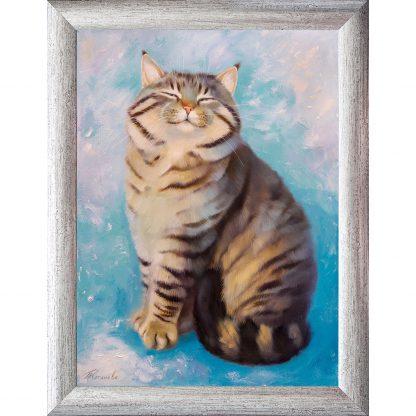 Купить Картина в раме Март 30х40см в Санкт-Петербурге по недорогой цене и с быстрой доставкой.