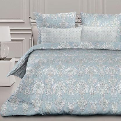 Купить Комплект постельного белья Романтика Россини Евро