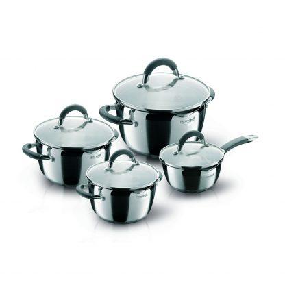 Купить Набор посуды Rondell RDS-040 Flamme (3 кастрюли+ковш)