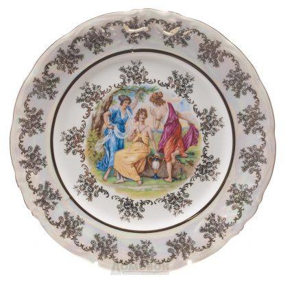 Купить Набор тарелок Мадонна плоские 6шт 25 см