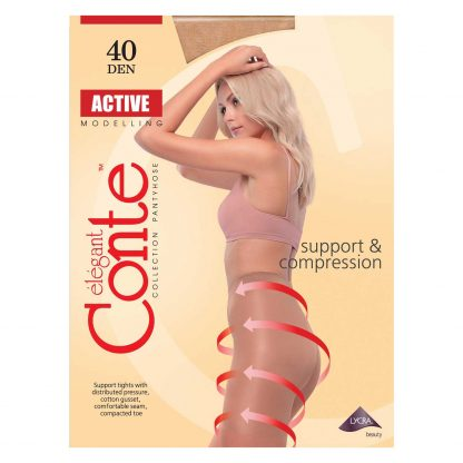 Купить Колготки женские Active 40 Conte Elegant