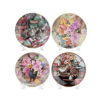 Купить Тарелка декоративная Красота