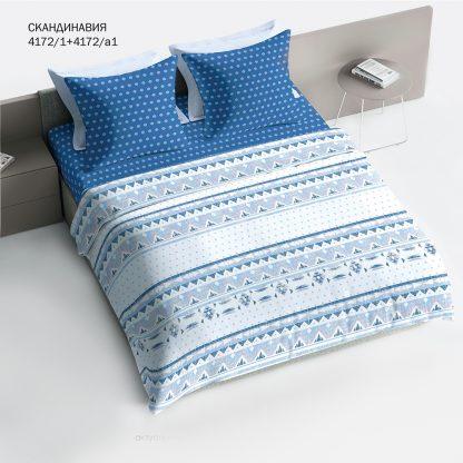 Купить Комплект постельного белья Bravo Скандинавия 1