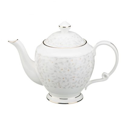 Купить Чайник заварочный Вивьен 800мл фарфор в Санкт-Петербурге по недорогой цене и с быстрой доставкой.