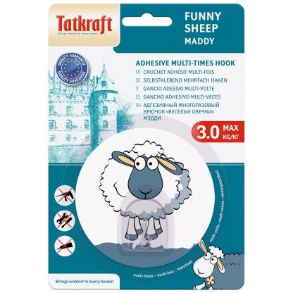 Купить Крючок FUNNY SHEEP