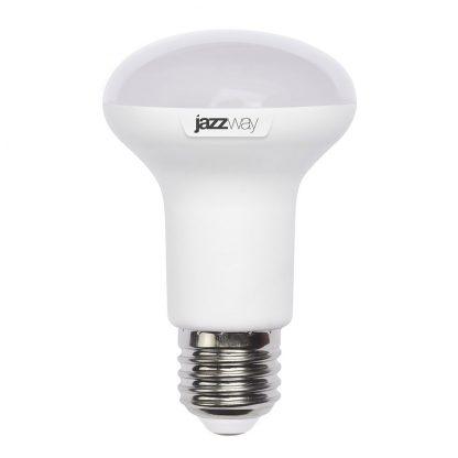 Купить Лампа светодиодная PLED R63 8w 3000K E27  Jazzway в Санкт-Петербурге по недорогой цене и с быстрой доставкой.