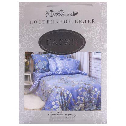 Купить Комплект постельного белья Адель Сатин стандарт Дуэт