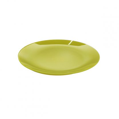 Купить Тарелка Палитра десертная светло зеленая 20см