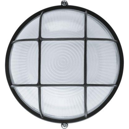 Купить Светильник банный Navigator 94 812 Е27*60Вт черный круглый