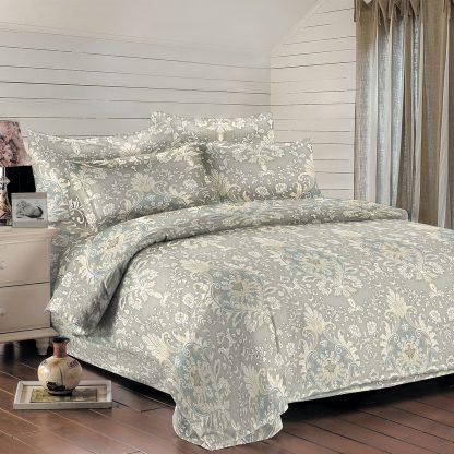 Купить Комплект постельного белья Сатин-гофре 2-сп.