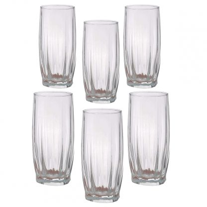 Купить Набор стаканов Dans 6шт 315мл высокие