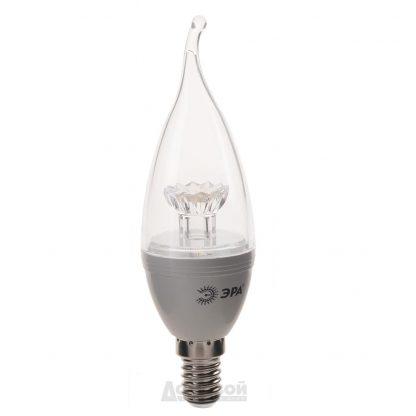 Купить Лампа светодиодная ЭРА LED smd BXS-7w-827-E14-Clear в Санкт-Петербурге по недорогой цене и с быстрой доставкой.