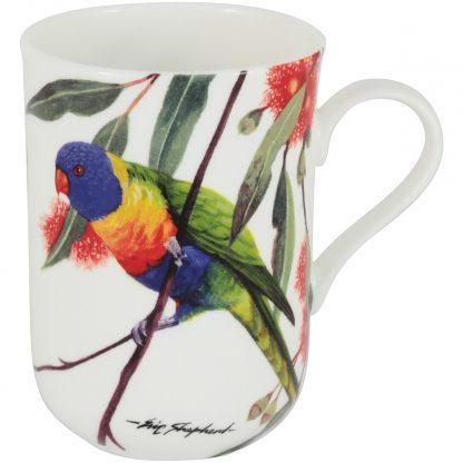 Купить Кружка Птицы 300 мл П/У в асс-те фарфор в Санкт-Петербурге по недорогой цене и с быстрой доставкой.