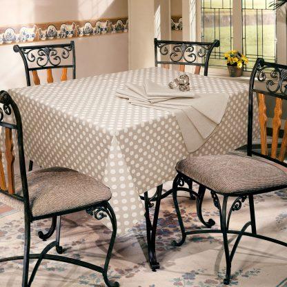 Купить Комплект столового белья: скатерть 260х140см