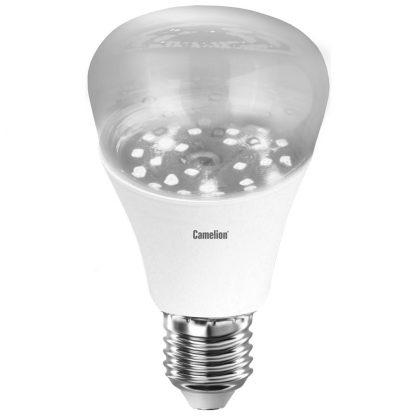 Купить Лампа светодиодная Camelion LED10-PL-BIO-E27 для растений 10Вт 172-265В в Санкт-Петербурге по недорогой цене и с быстрой доставкой.