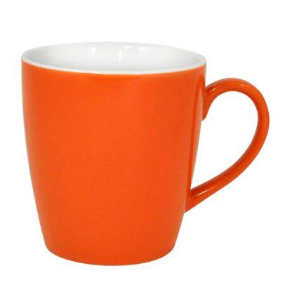 Купить Кружка Апельсин 360мл фарфор в Санкт-Петербурге по недорогой цене и с быстрой доставкой.
