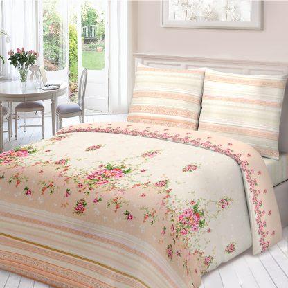 Купить Комплект постельного белья для Snoff Розалин Евро