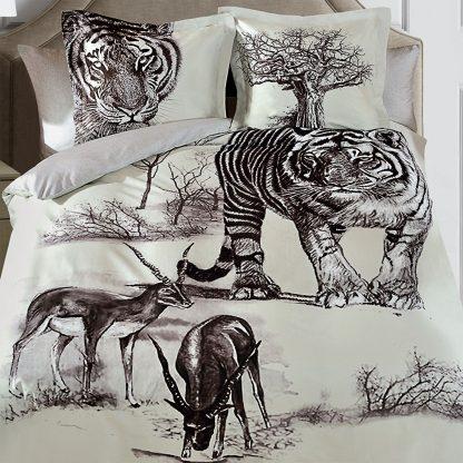 Купить Комплект постельного белья Serg Look Wild 2-сп