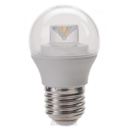 Купить Лампа светодиодная ЭРА LED smd P45-7w-840-E27-Clear в Санкт-Петербурге по недорогой цене и с быстрой доставкой.
