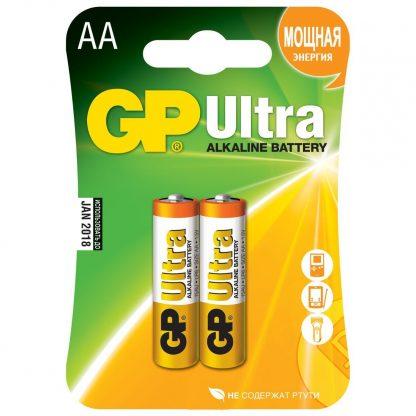 Купить Элемент питания GP 15A-BC2 Ultra в Санкт-Петербурге по недорогой цене и с быстрой доставкой.
