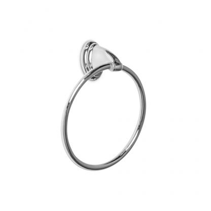 Купить Полотенцедержатель  кольцо JAZZ в Санкт-Петербурге по недорогой цене и с быстрой доставкой.