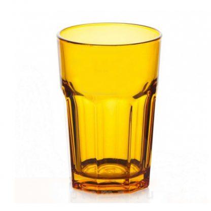 Купить Стакан д/коктейля Enjoy orange 355мл стекло в Санкт-Петербурге по недорогой цене и с быстрой доставкой.