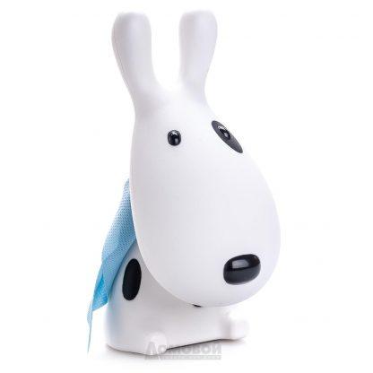 Купить Ночник Эра NLED-410-1W-W Заяц светодиодный белый в Санкт-Петербурге по недорогой цене и с быстрой доставкой.