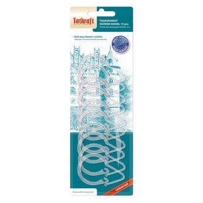 Купить Кольца для занавесок прозрачные в Санкт-Петербурге по недорогой цене и с быстрой доставкой.