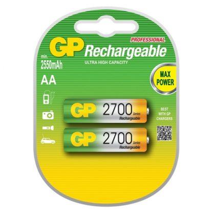 Купить Аккумулятор GP 270AAHC-BC2 в Санкт-Петербурге по недорогой цене и с быстрой доставкой.