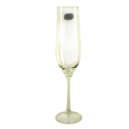Купить Набор бокалов  д/шампанского Виола 6шт 190мл гладкое бесцветное стекло в Санкт-Петербурге по недорогой цене и с быстрой доставкой.