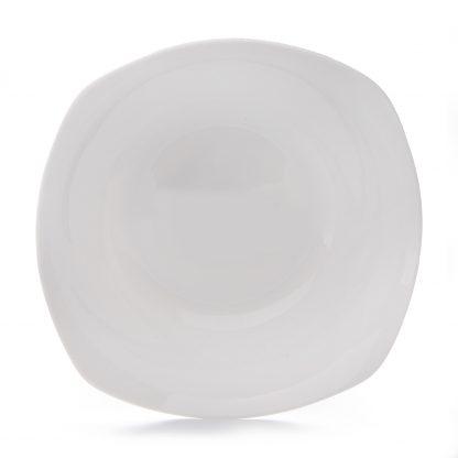 Купить Тарелка WILMAX обеденная квадратная 25см