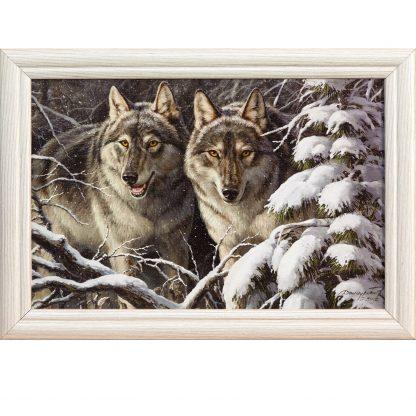 Купить Картина в раме Разбойники 30х20см в Санкт-Петербурге по недорогой цене и с быстрой доставкой.