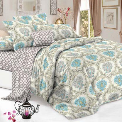 Купить Комплект постельного белья De Luxe Сердце востока 2-сп