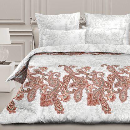 Купить Комплект постельного белья Романтика Адель 1