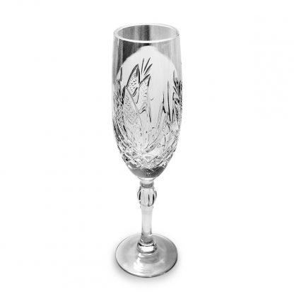 Купить Набор бокалов д/шампанского 900/65-цв.с пол.нас. 764110684 6шт 170мл хрусталь в Санкт-Петербурге по недорогой цене и с быстрой доставкой.