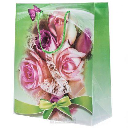 Купить Пакет подарочный пластиковый