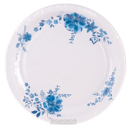 Купить Набор тарелок одноразовых бум LAURA