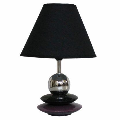 Купить Лампа настольная Символ Света CT3801 BK 1*Е14*60Вт в Санкт-Петербурге по недорогой цене и с быстрой доставкой.