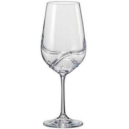 Купить Набор бокалов  д/вина Турбуленc 2шт 550мл гладкое бесцветное стекло в Санкт-Петербурге по недорогой цене и с быстрой доставкой.