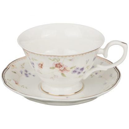 Купить Пара чайная Пасадена 200мл фарфор в Санкт-Петербурге по недорогой цене и с быстрой доставкой.