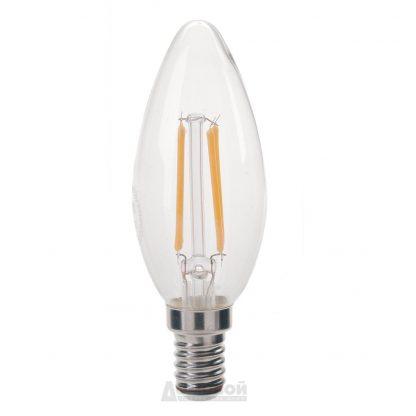 Купить Лампа светодиодная ЭРА F-LED B35-5w-827-E14 в Санкт-Петербурге по недорогой цене и с быстрой доставкой.