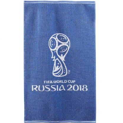 Купить Полотенце махровое Официальная эмблема FIFA