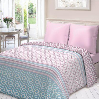 Купить Комплект постельного белья для Snoff Омбре 2-сп. макси