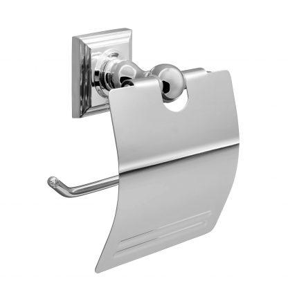 Купить Держатель для туалетной бумаги закрытый Pillar в Санкт-Петербурге по недорогой цене и с быстрой доставкой.