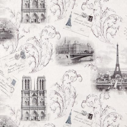 Купить Обои MaxWall (горяч. тисн. на ф/о) Paris 159050-10 (рисунок 1-1) сер. 1