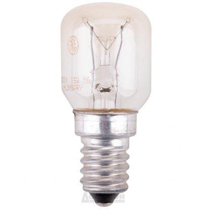Купить Лампа накаливания GE 15P1/СL/E14 для холодильника 92046 в Санкт-Петербурге по недорогой цене и с быстрой доставкой.