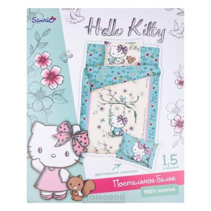 Купить Комплект постельного белья HKitty размер: под. 148х210см