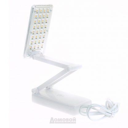 Купить Лампа настольная Эра NLED-426-3W-W светодиодная/белая в Санкт-Петербурге по недорогой цене и с быстрой доставкой.